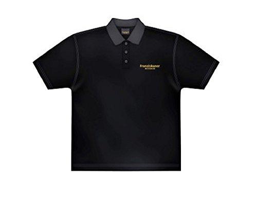 polo-man-t-shirt-werbeschild-beer-wurzburg-grosse-xl-schwarz-farbe-short-sleeve