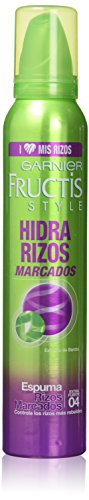 Garnier Fructis Style Espuma Hidra Rizos Rizos Marcados