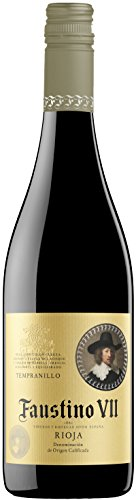 Faustino Vii Vino Tinto Rioja Joven Con Crianza