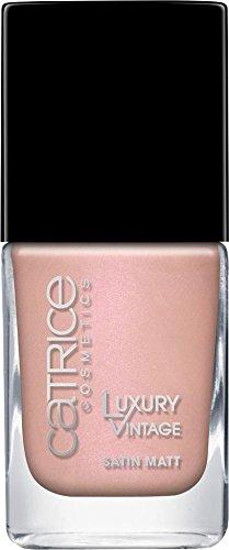 Catrice cosmetics Luxury Vintage Satin Matt effect Vernis à ongles de couleur n°06 Polaroid promises, 11 ml, 0.37 fl.oz.
