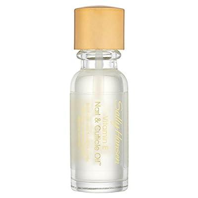Sally Hansen Vitamin E Nail and Cuticle Oil, 13.3 ml