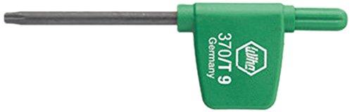 Wiha Torx ® Cacciavite con bandiera manico 370 T, T6x35 - Sfera Giardino Bandiera