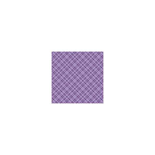 Unbekannt CORE 'dinations Papier Core Basics Muster Plaid, Violett, 30,5x 30,5cm -