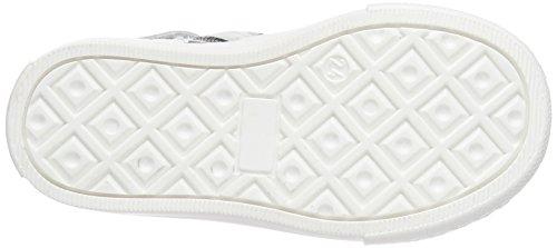 Moschino 25712, Sneaker alta Ragazza Bianco (Weiß (Weiss                 9121))