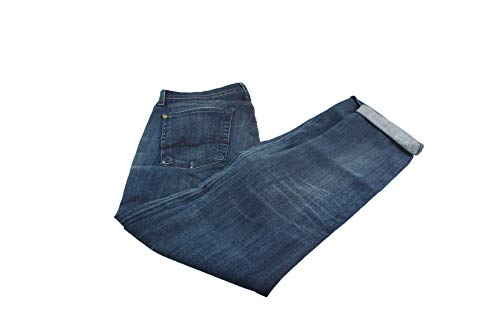 7 For All Mankind Josefina Damen Jeans Hose Jeanshose Gr. 25 blau Neu