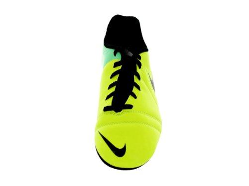 Nike - Ctr36 jr jaune football - Chaussures football lamelles Jaune