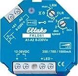 Eltako Funkaktor Konstantstrom-LED-Dimmschalter, 1 Stück, FKLD61