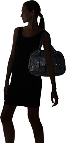 Tamaris - Bernadette, Borse a secchiello Donna Nero (Black)