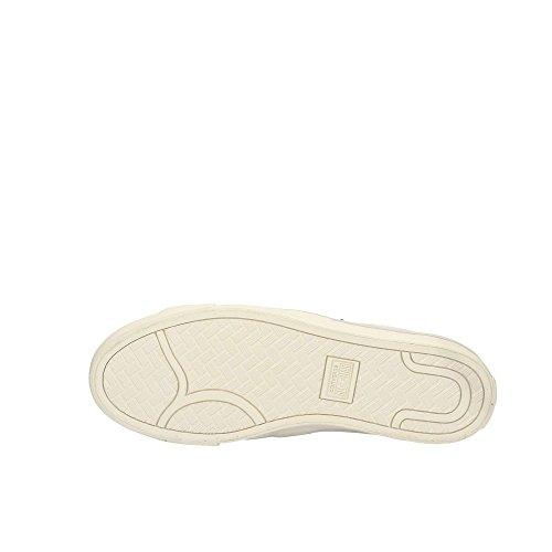 Converse Pro Leather Vulc Distressed Ox, Sneaker a Collo Basso Donna White