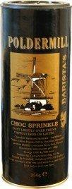 Poldermill Chocolate Sprinkles Shaker (1 x 250g) by