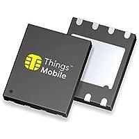 eSIM (Embedded SIM) MFF2 Things vorbezahlt für IOT und M2M mit globaler Abdeckung.