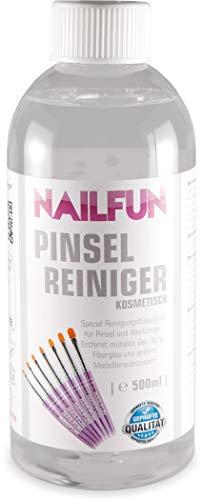 Pinselreiniger 500ml - Brush Cleaner für Pinsel und Werkzeuge - Acryl Pinsel-reiniger