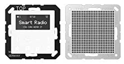 Jung Rad A 518 WW Smart Radio-Set Mono Serie A alpinweiß, 230 V