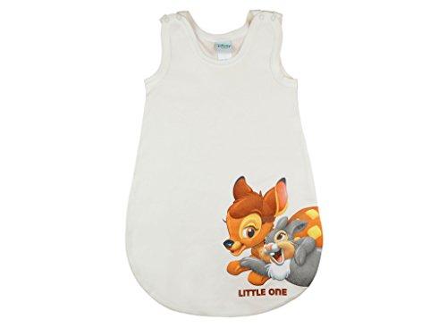 Disney - Bambi Baby- und Kinder- Sommer-Schlafsack ÄRMELLOS -