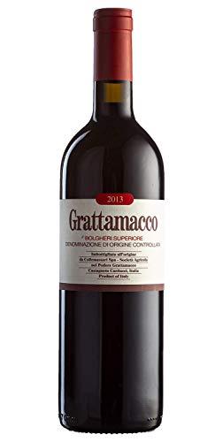 COLLEMASSARI Vino Rosso -Grattamacco Bolgheri Superiore- 2013 0,75lt Doc