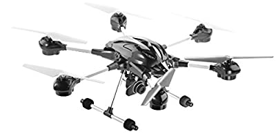 Simulus Hexacopter GH 60th CLV with Live View HD Camera, Remote Control from Simulus