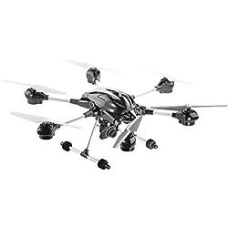 Simulus Hexacopter GH de 60e Pastille avec Caméra HD, Téléguidage Live View