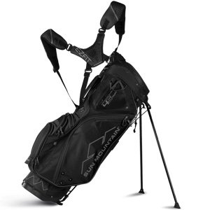 Sun Mountain SUM18FOUR5 Sac de Golf Mixte Adulte, Noir