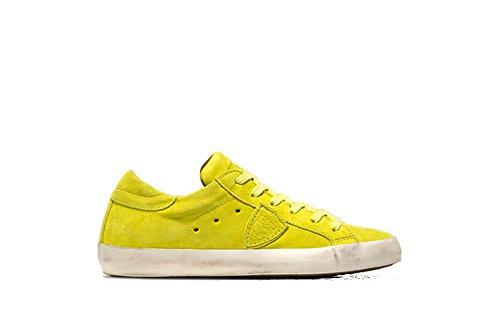 Philippe Model Sneakers Donna giallo flou