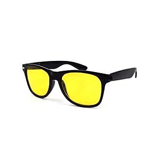 Anik-Shop NACHTSICHT BRILLE Auto Nachtsichtbrille Nachtfahrbrille Kontrastbrille Nachtfahr