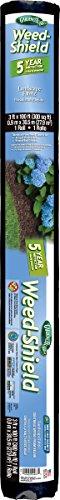 Dalen Produkte 30,48Meter weed-shield Landschaft Stoff letzten 5Jahren mit Spitze 0,3Meter E-Z Grid (Blockieren Spitze)