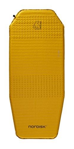 Nordisk Ven 2.5Self. Infl. Mat Gymnastikmatte, Unisex Kinder, Gold (Mustard), XS