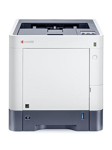 Kyocera Ecosys P6230cdn Laserdrucker: 30 Seiten pro Minute. Farblaserdrucker inkl. Mobile Print-Funktion
