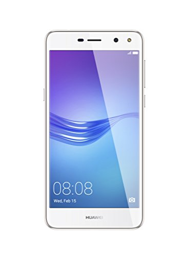"Huawei Y6 2017 SIM Doble 4G 2GB Color Blanco - Smartphone (12,7 cm (5""), 1280 x 720 Pixeles, Plana, Multi-Touch, Capacitiva, 1,4 GHz)"