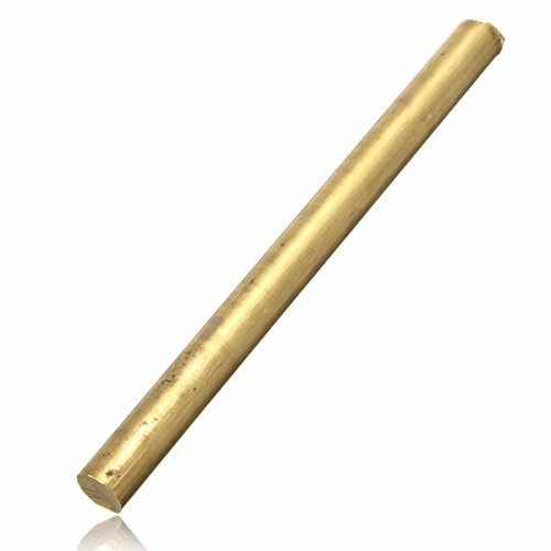 king-do-way-8mm-tige-de-laiton-cuivre-metal-diy-bricolage-montre-outils-brass-rods-round-bar-metal-o