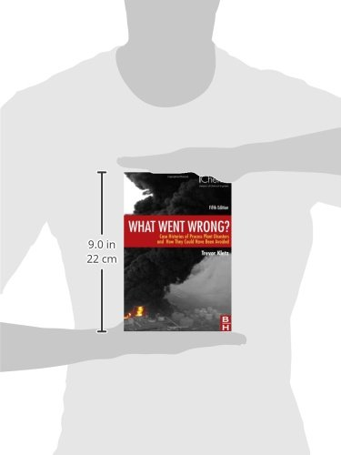 What Went Wrong?: Case Histories of Process Plant Disasters and How They Could Have Been Avoided (Butterworth-Heinemann/IChemE)