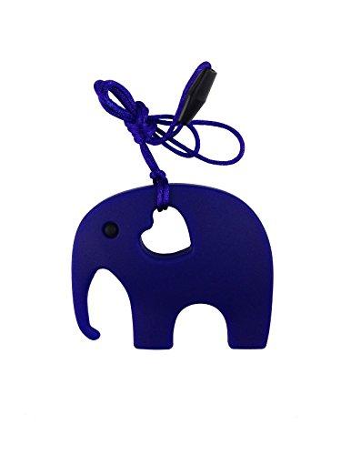 Mordedor Forma Elefante Bebés - Silicona