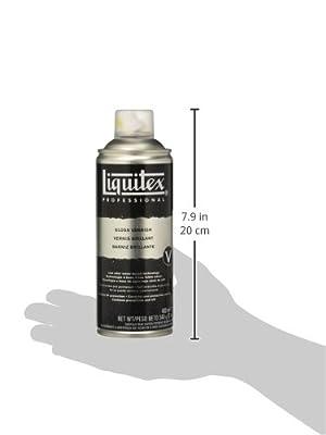 Liquitex Professional Spray Paint - Acrylfarbe, Farbspray auf Wasserbasis, lichtecht, 400 ml