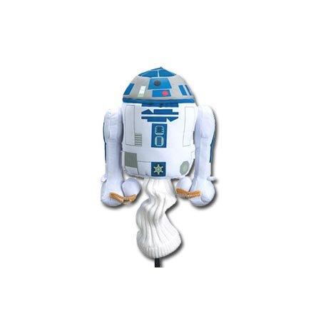 ホクシン交易 スターウォーズ R2-D2 ヘッドカバー ドライバー用 460cc対応 HHCSW0004