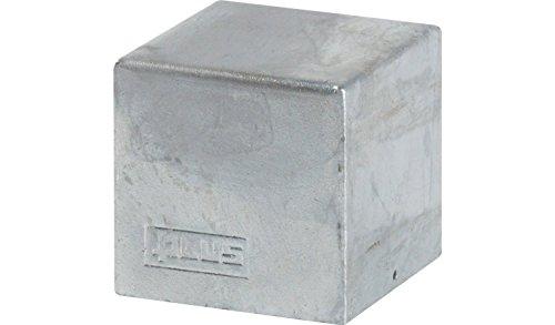 Woodinis-Spielplatz® Pfostenkappe Pfostenabdeckung Cubic 7x7 verzinkt