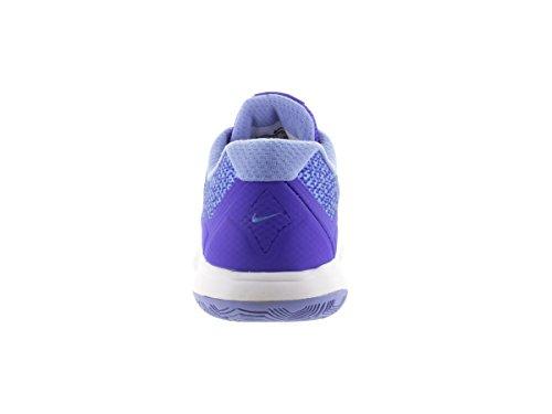 Nike Wmns Flex Experience Rn 4 Prem, Chaussures de Running Entrainement Femme, UK Azul (Racer Blue / Chalk Blue-White)