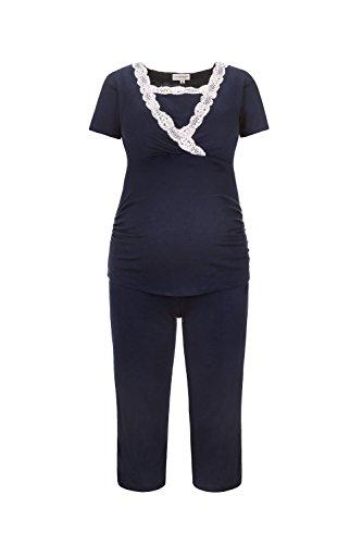 Schwangerschafts Pyjama Set