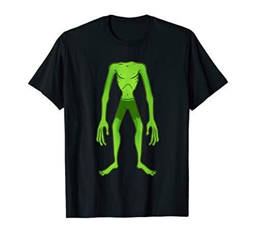 Sie Leben Alien Kostüm - Alien Halloween Kostüm, Außerirdische & Weltraum