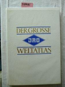 Der Große IRO Weltatlas. 2. Jubiläums-Ausgabe.
