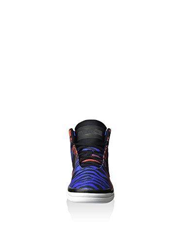 adidas Sneaker Uomo Negro / Naranja / Azul