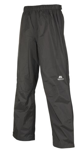 Mountain Equipment Herren Regenhose Rainfall, Black, XL, 22655