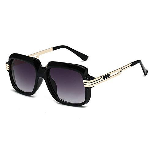 LAMAMAG Sonnenbrille Sonnenbrille Männer Paar Dame Promi Heiße Frauen Klar Sonnenbrille Super Star Eyewear, 2