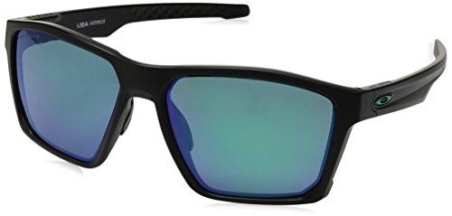 Oakley Herren Targetline 939707 Sonnenbrille, Mehrfarbig (Matte Black), 58