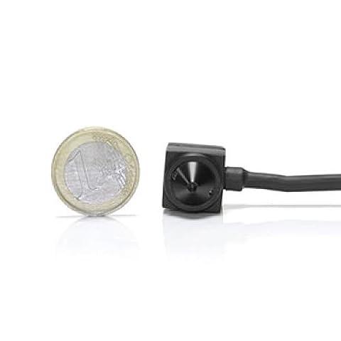 Micro snake Caméra couleur CCD 420 ligne Jour/nuit Pinhole et audio