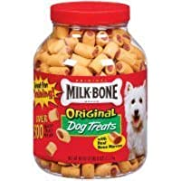 milk-bone Original Dog Treats, 40 oz. by del Monte Foods (English Manual)