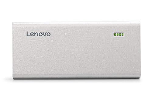 Lenovo PA13000 13000mAH Lithium Ion Power Bank (Silver)