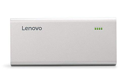 Lenovo 13000mAH Lithium-ion Power Bank PA13000 (Silver)