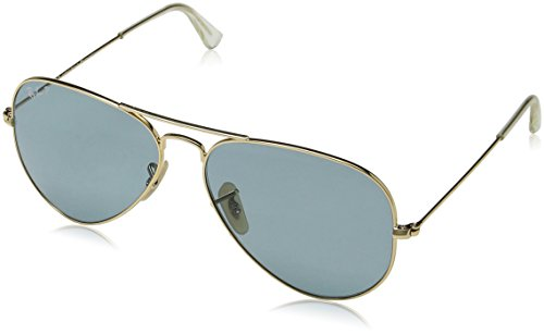 Ray-Ban Aviator Sunglasses (Gold) (RB3025|001/3R58)