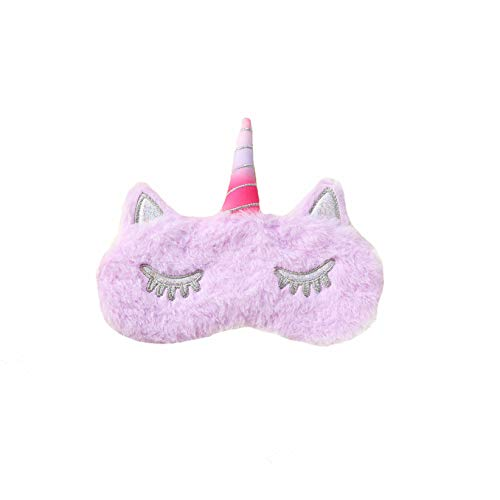 ge Tier Rosa Kaninchen Bunny Augenmaske Für Schlaf Reisen Atmungsaktive Eyeshade Weichem Plüsch Cartoon Schlafmaske Kind Erwachsene ()