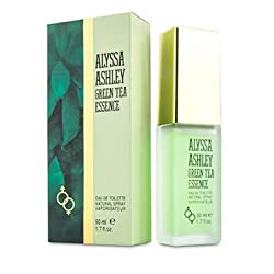 Alyssa Ashley Green Tea Essence Eau De Toilette Spray 50ml/1.7oz