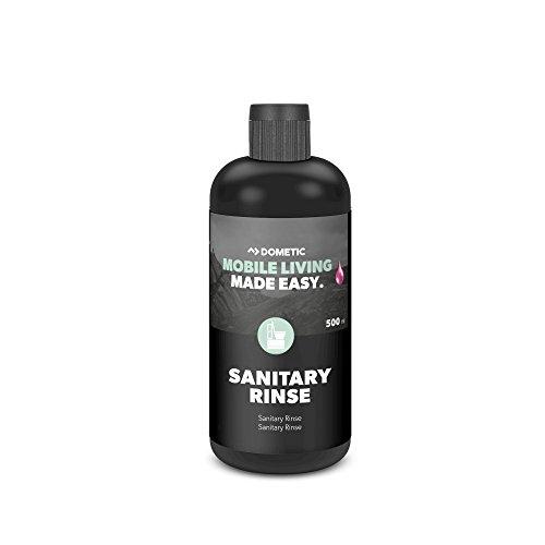 DOMETIC 9600000151 Sanitary Rinse, effektive Flüssigkeit zur Reinigung des Camping-WC – Sanitär-Reiniger als Spülwasser-Zusatz für einen angenehmen Duft und hygienische Sauberkeit